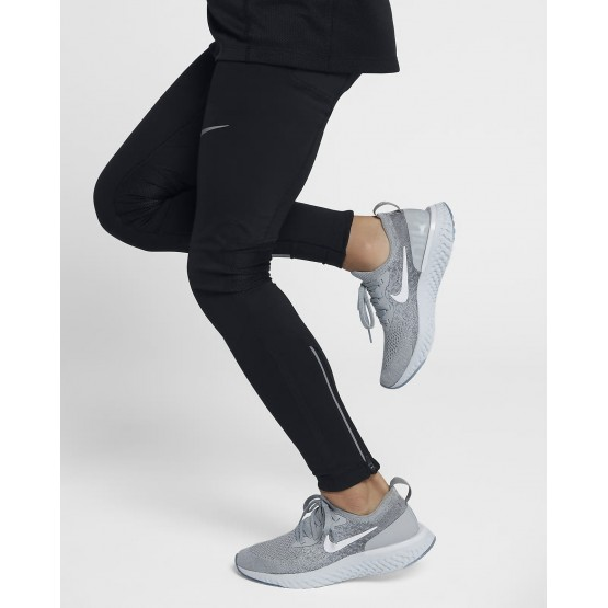 Chaussure Running Nike Epic React Flyknit Garcon Grise/Grise/Platine/Blanche 943311-002