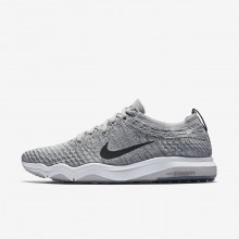 Chaussure De Sport Nike Air Zoom Femme Grise/Blanche 922872-002
