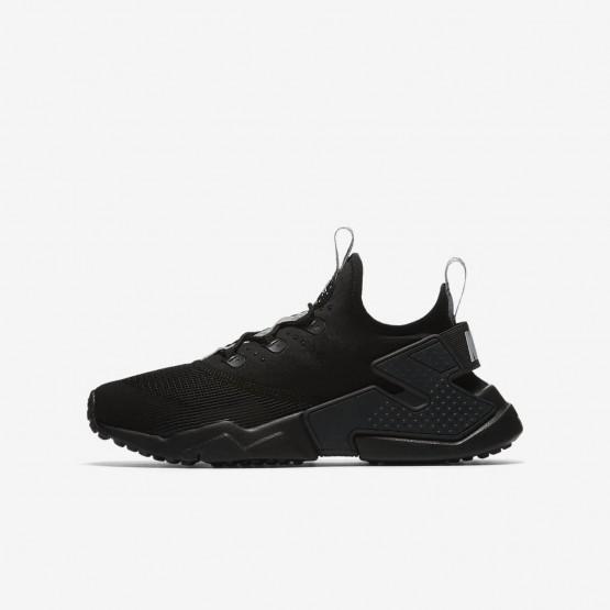 Nike Huarache Freizeitschuhe Jungen DunkelGrau/Grau 943344-001