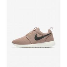 Chaussure Casual Nike Roshe One Femme Rose/Noir 844994-601