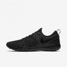 Nike Free TR Training Shoes Womens Black/Dark Grey 904651-003