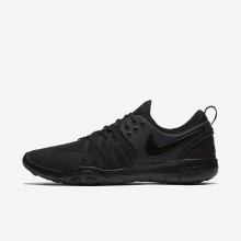 Nike Free TR Trainingsschuhe Damen Schwarz/DunkelGrau 904651-003