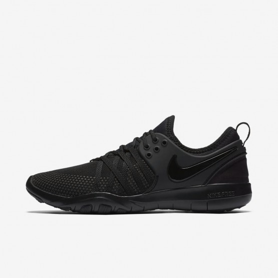 Chaussure De Sport Nike Free TR Femme Noir/Grise Foncé 904651-003