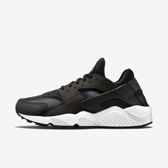 Zapatillas Casual Nike Air Huarache Mujer Negras/Blancas 634835-006