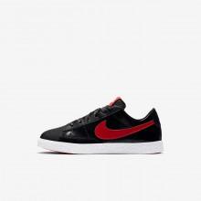 Nike Blazer Freizeitschuhe Mädchen Schwarz/Koralle/Rot AO1034-001