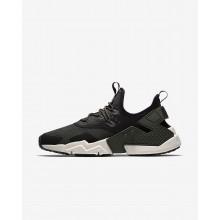 Nike Air Huarache Lifestyle Shoes Mens Sequoia/Black/White/Light Bone AH7334-300