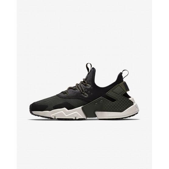 Chaussure Casual Nike Air Huarache Homme Noir/Blanche/Clair AH7334-300