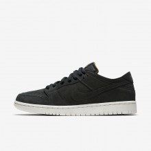 Nike SB Zoom Dunk Skateboarding Shoes Mens Black/Summit White/Anthracite AA4275-002