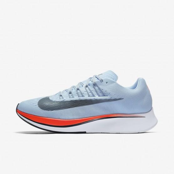 Nike Zoom Fly Laufschuhe Herren Blau/Rot/Blau 880848-401