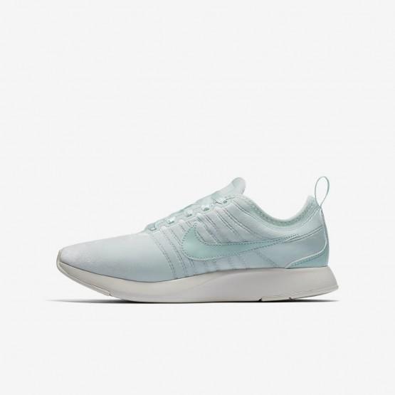 Chaussure Casual Nike Dualtone Racer Fille Bleu Clair 943576-300