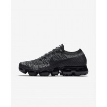 Nike Air VaporMax Running Shoes Womens Black/White/Racer Blue 849557-041