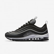 Nike Air Max 97 Lifestyle Shoes Womens Black/Anthracite/White/Pure Platinum 917704-003