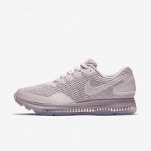 Nike Zoom All Out Running Shoes Womens Particle Rose/Barely Rose AJ0036-601