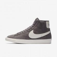 Chaussure Casual Nike Blazer Mid Femme Noir 917862-004