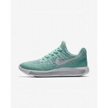 Sapatilhas Running Nike LunarEpic Low Mulher Turquesa/Platina 863780-301