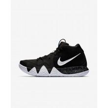 Chaussure de Basket Nike Kyrie 4 Homme Noir/Bleu Clair/Blanche 943806-002