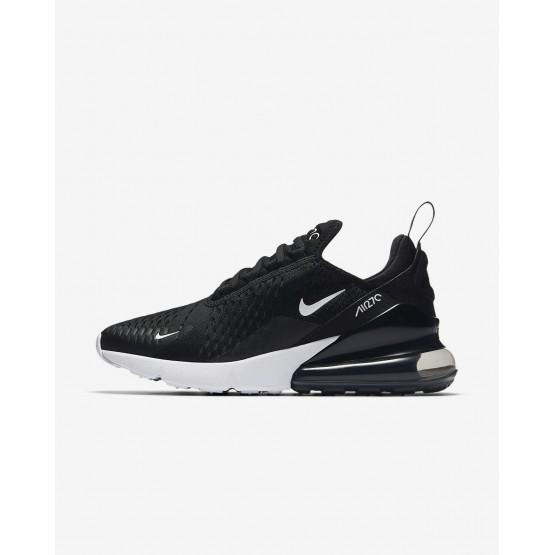 Chaussure Casual Nike Air Max 270 Femme Noir/Blanche AH6789-001