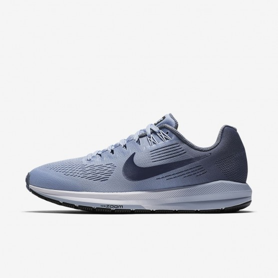 Nike Air Zoom Running Shoes Womens Armory Blue/Cirrus Blue/Cerulean/Armory Navy 904701-400