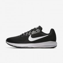 Chaussure Running Nike Air Zoom Femme Noir/Grise/Grise/Blanche 904701-001