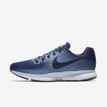 Nike Air Zoom Running Shoes Womens Blue Recall/Royal Tint/Black/Obsidian 880560-407