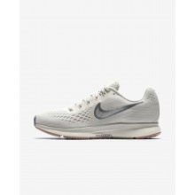 Nike Air Zoom Running Shoes Womens Light Bone/Pale Grey/Sail/Chrome 880560-004