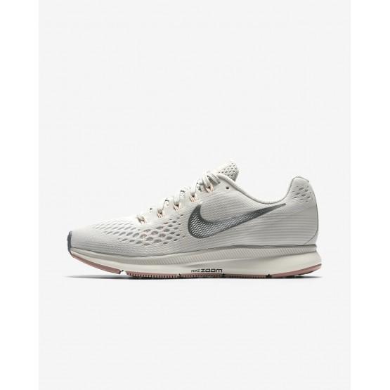 Chaussure Running Nike Air Zoom Femme Clair Grise 880560-004