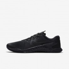 Nike Metcon 4 Training Shoes Mens Black/Hyper Crimson AH7453-001