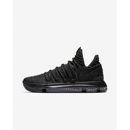 Nike Zoom KDX Basketball Shoes Womens Black/Dark Grey 897815-004