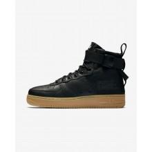 Zapatillas Casual Nike SF Air Force 1 Mujer Negras/Marrones Claro AA3966-002