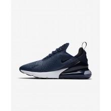 Zapatillas Casual Nike Air Max 270 Hombre Azul Marino/Blancas/Negras AH8050-400