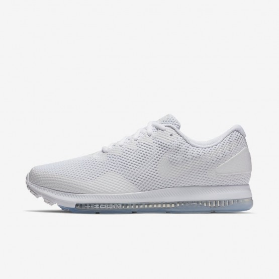 Nike Zoom All Out Running Shoes Mens White/Off White AJ0035-100