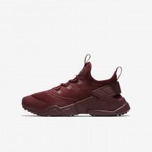 Nike Huarache Freizeitschuhe Jungen Rot/Weiß 943344-600