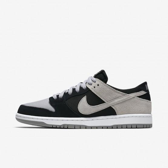 Zapatillas Skate Nike SB Dunk Hombre Negras/Blancas/Gris 854866-001