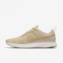 Zapatillas Casual Nike Dualtone Racer Mujer Blancas/Marrones Claro 940418-200