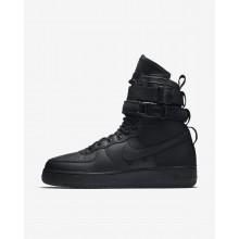 Sapatilhas Casual Nike SF Air Force 1 Homem Pretas 864024-003