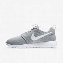 Zapatillas Casual Nike Roshe One Hombre Gris/Blancas 511881-023