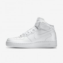Nike Air Force 1 Lifestyle Shoes Mens White 315123-111