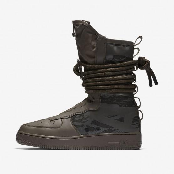 Nike SF Air Force 1 Lifestyle Shoes Mens Ridgerock/Sequoia/Black AA1128-203