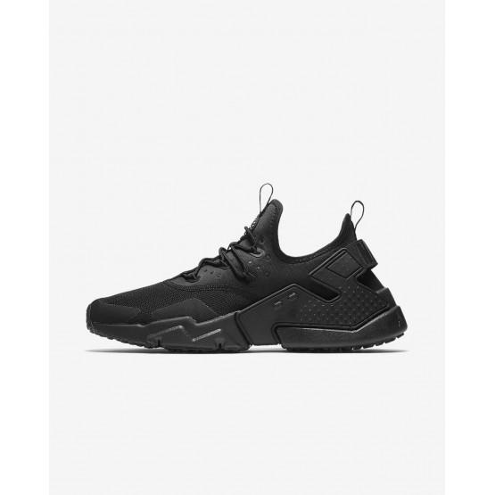 Nike Air Huarache Lifestyle Shoes Mens Black/White AH7334-003