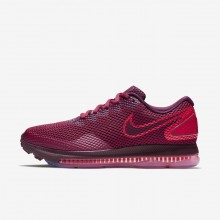 Nike Zoom All Out Running Shoes Womens Rush Maroon/Bordeaux AJ0036-600