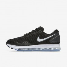 Nike Zoom All Out Running Shoes Womens Black/Anthracite/White AJ0036-003