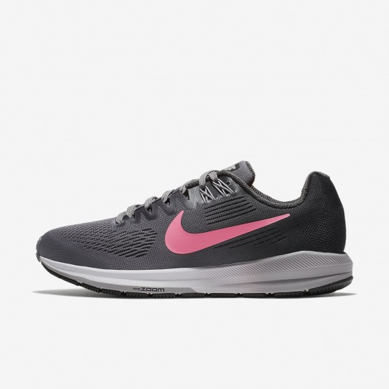 Nike Air Zoom Running Shoes Womens Gunsmoke/Anthracite/Atmosphere Grey/Sunset Pulse 904701-004