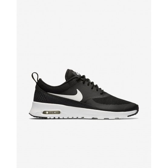 Nike Air Max Thea Lifestyle Shoes Womens Black/Summit White 599409-020