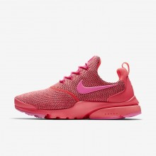 Nike Presto Fly Lifestyle Shoes Womens Hot Punch/Pink Blast 910570-604