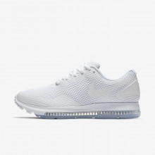 Nike Zoom All Out Running Shoes Womens White/Off White AJ0036-100