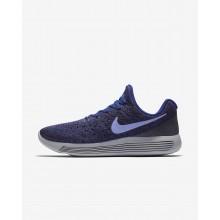 Sapatilhas Running Nike LunarEpic Low Mulher Escuro Azul Escuro Marinho Azuis/Pretas/Luz 863780-501