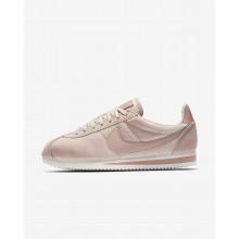 Chaussure Casual Nike Cortez Femme Beige/Metal Doré/Rose 902856-202