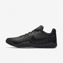 Chaussure de Basket Nike Mamba Rage Homme Noir/Grise Foncé/Grise 908972-002