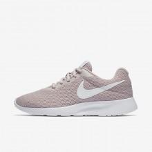 Chaussure Casual Nike Tanjun Femme Rose/Blanche 812655-605