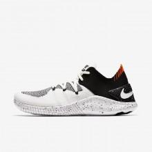 Nike Free TR Trainingsschuhe Damen Weiß/Schwarz 942887-100